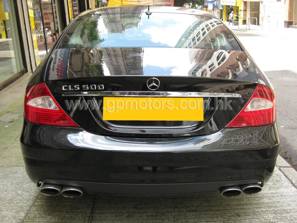 Mercedes benz cls 500 for 2009 mercedes benz cls 500