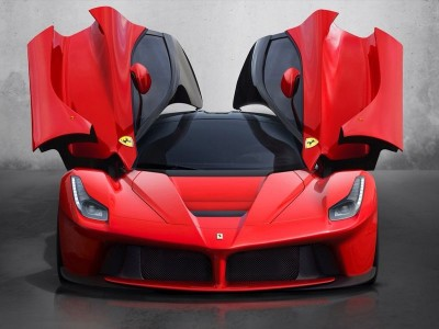 Ferrari  La Ferrari LHD ( Town Going Vehicle )