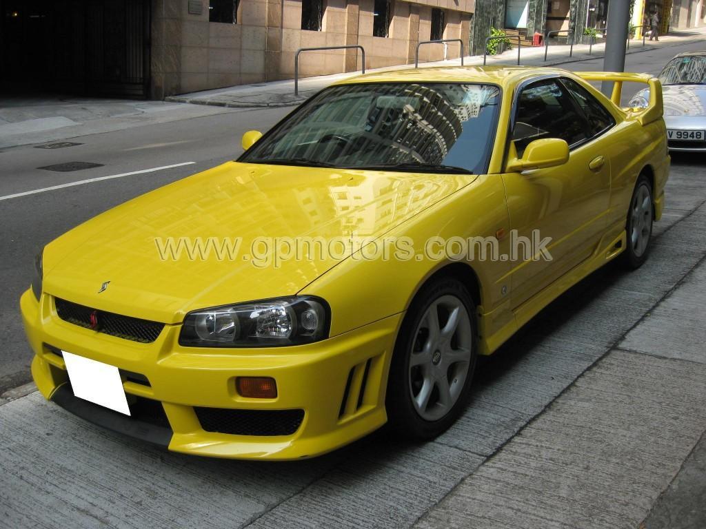 Gp Motors Ltd Nissan Skyline R34 Gtt