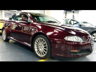 Alfa Romeo GT 2.0 JT
