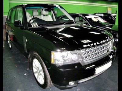Land Rover Range Rover Autobiography 5.0
