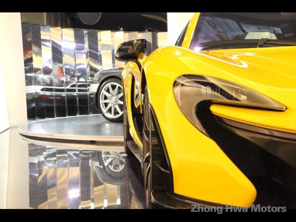 Zhong Hwa Motors Co Ltd Mclaren P 1