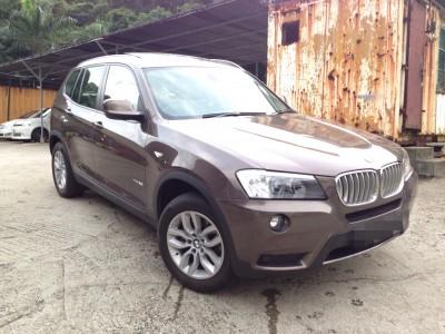 BMW  X3 XDRIVE28IA
