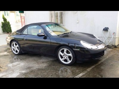Porsche 911 996 C2 Cab
