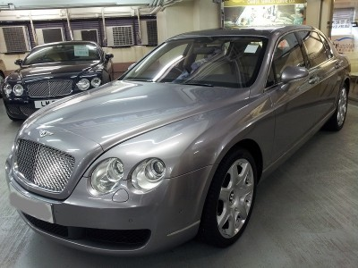 賓利 FLYING SPUR