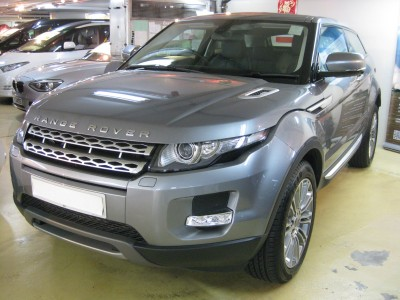 越野路華 Evoque Coupe