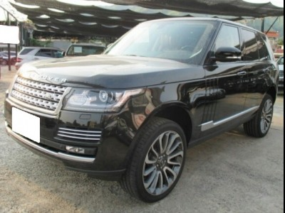 Land Rover Range Rover (LHD) 5.0 V8 Autobiography (Germany Version)