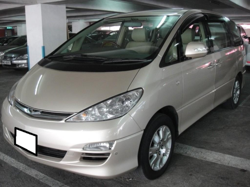 Toyota Estima G 車主網 Driver Com Hk