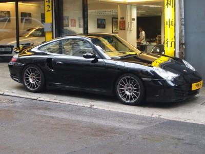 保時捷 996 CARRERA TURBO LOOK