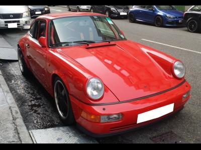 Porsche 964 RUF