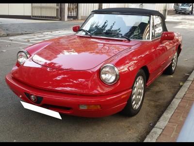 Alfa Romeo Spiderveloce