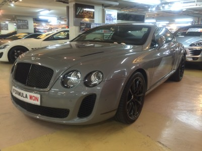 Bentley GT Supersport