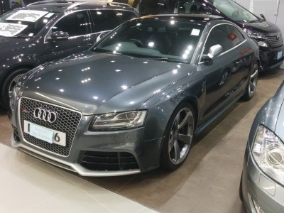 奧迪 RS5 Coupe 4.2 Quattro
