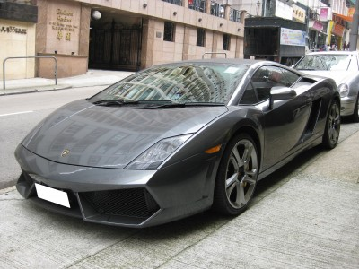 Lamborghini Gallardo Coupe LP5604
