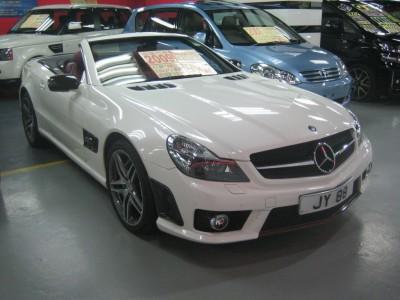 Mercedes-Benz SL63AMG