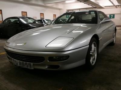 法拉利 456 GTA