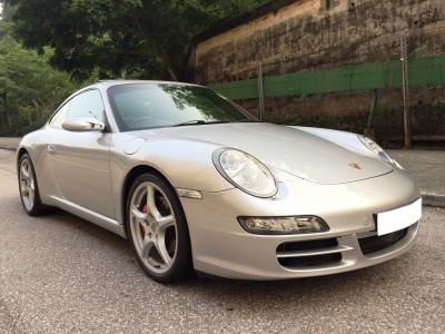 Porsche 997 CARRERA S C2S