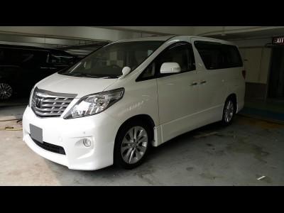 豐田 ALPHARD 350SC