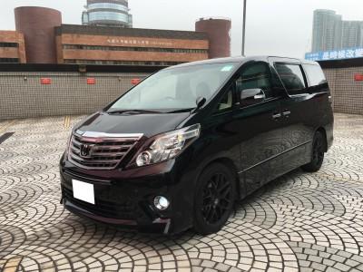 豐田 ALPHARD 350 SC