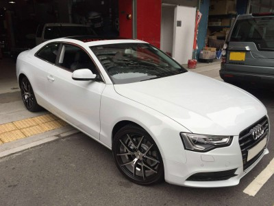 奧迪 A5 COUPE 1.8 TFSI MULTITRONIC