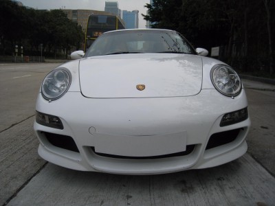 Porsche 997 C2