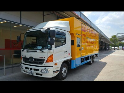 日野 10.4噸 HINO 500
