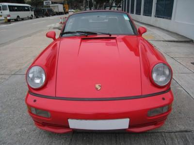 Porsche 964 Turbo Look CAB