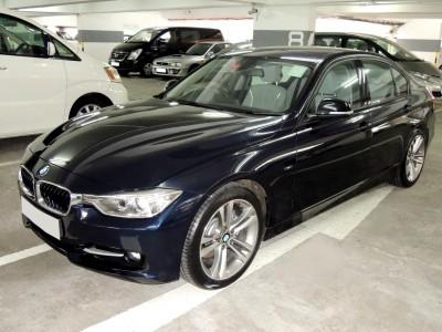 BMW  328IA SALOON SPORT