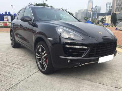 保時捷 Cayenne Turbo