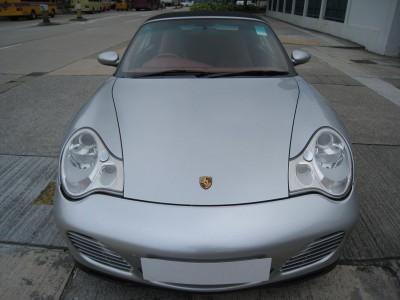 Porsche 996 CARRERA 4S CAB