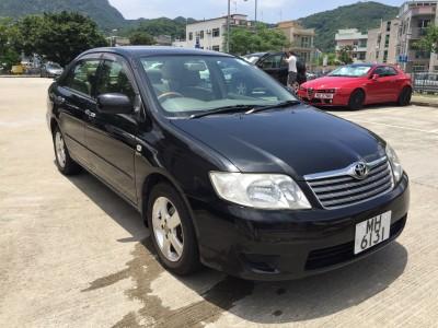 Toyota Corolla 1.5 deluxe