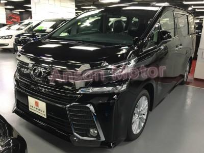 豐田 VELLFIRE 3.5 ZA V6