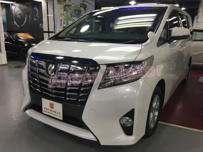 Toyota ALPHARD  X