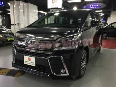 豐田 VELLFIRE ZAG 3.5 V6