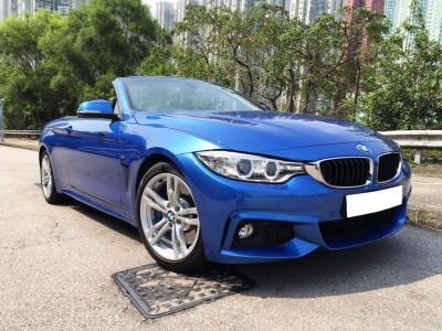 BMW  428iA M SPORT CABRIO CONV