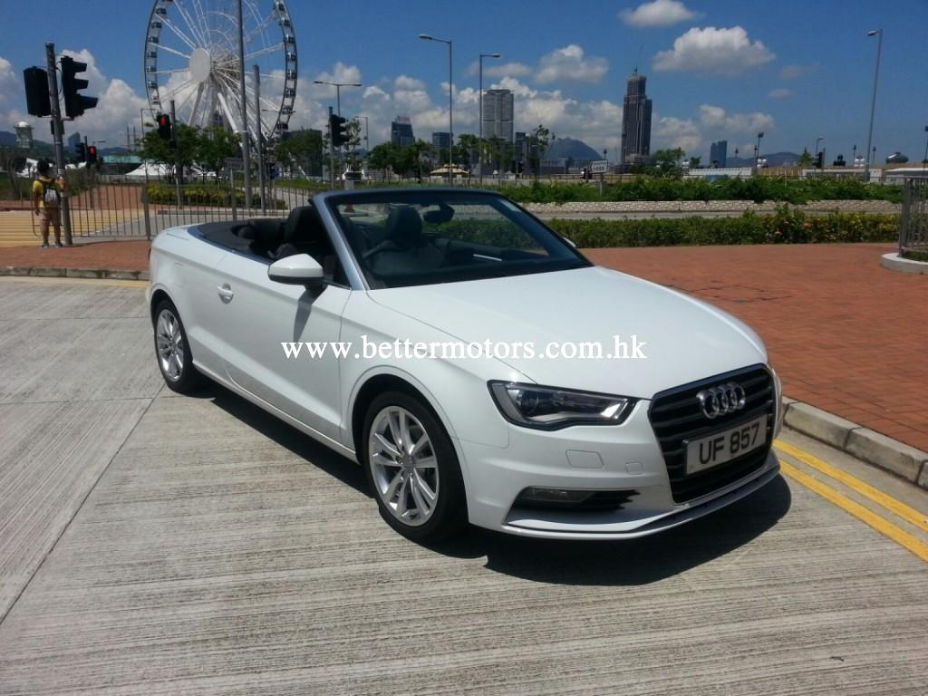 Better Motors Company Limited - Audi A3 1.4T cabriolet