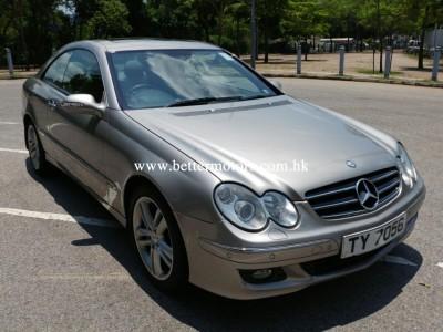 Mercedes-Benz CLK 280 AV