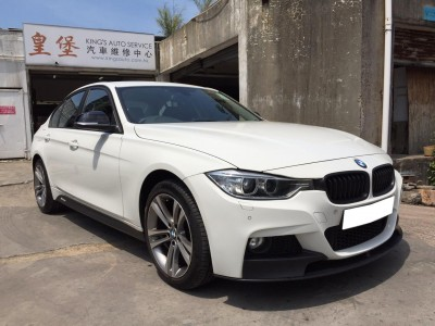 BMW  316IA M PERFORMANCE