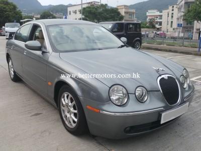 Jaguar S-Type 2.5