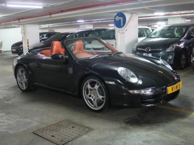 保時捷 997 CARRERA S CAB