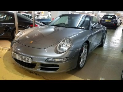 Porsche 997 c2s cab