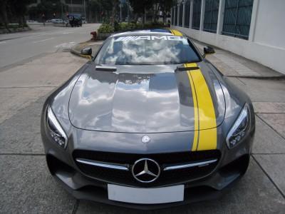 Mercedes-Benz GTS AMG