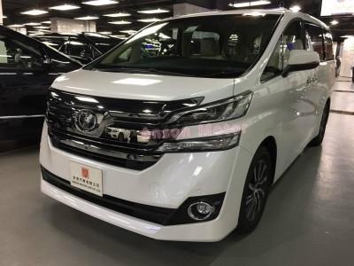 豐田 VELLFIRE 3.5 VL V6 JBL
