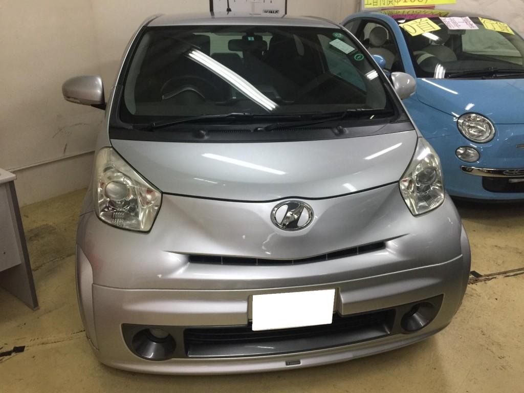 toyota iq - 车主网 driver.com.hk