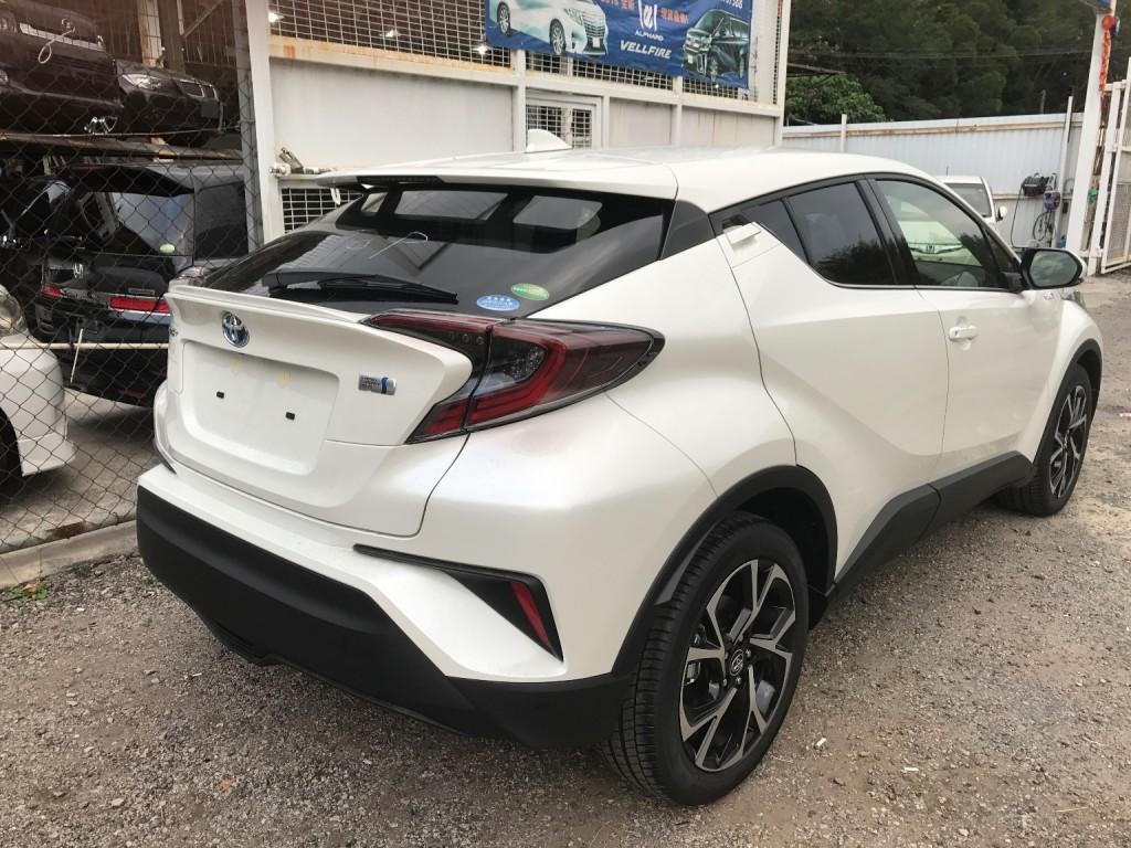 Toyota Chr Hybrid 1 8 車主網 Driver Com Hk