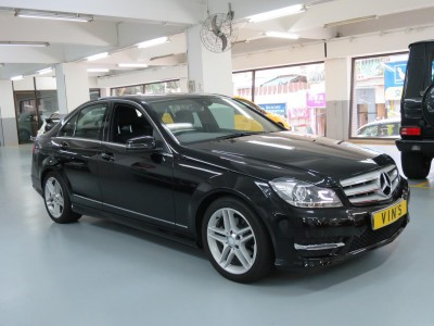 Mercedes-Benz C200 AMG EDITION (FL)