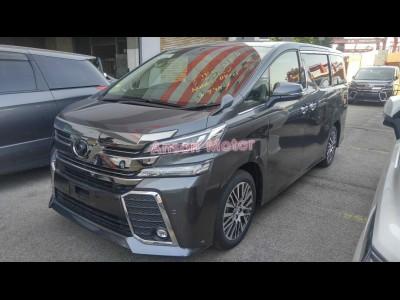 豐田 VELLFIRE 3.5 ZAG V6