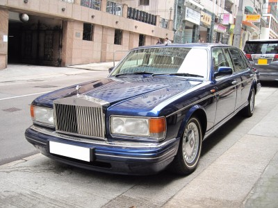 Rolls Royce Silver Spur W/Division