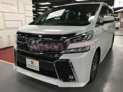 豐田 VELLFIRE 2.5 ZG