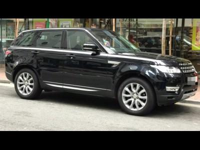 路华 Range Rover Sport